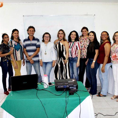 Educação de Fronteiras atinge meta positiva na alimentação escolar e sedia formação do PNAE para oito municípios