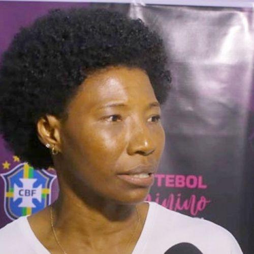"""""""Queremos espaço e respeito"""", afirma Pretinha, artilheira das Olimpíadas"""