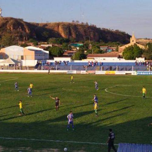 Oeirense recebe o Picos pelo 1º jogo das semifinais neste sábado