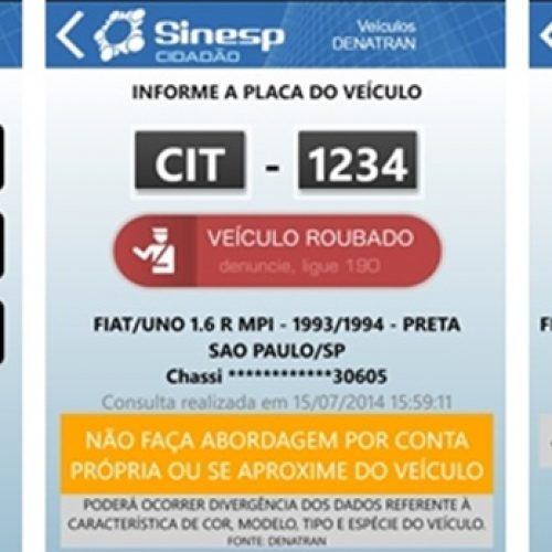 Polícia Militar de Picos orienta sociedade a baixar aplicativo de averiguação de dados