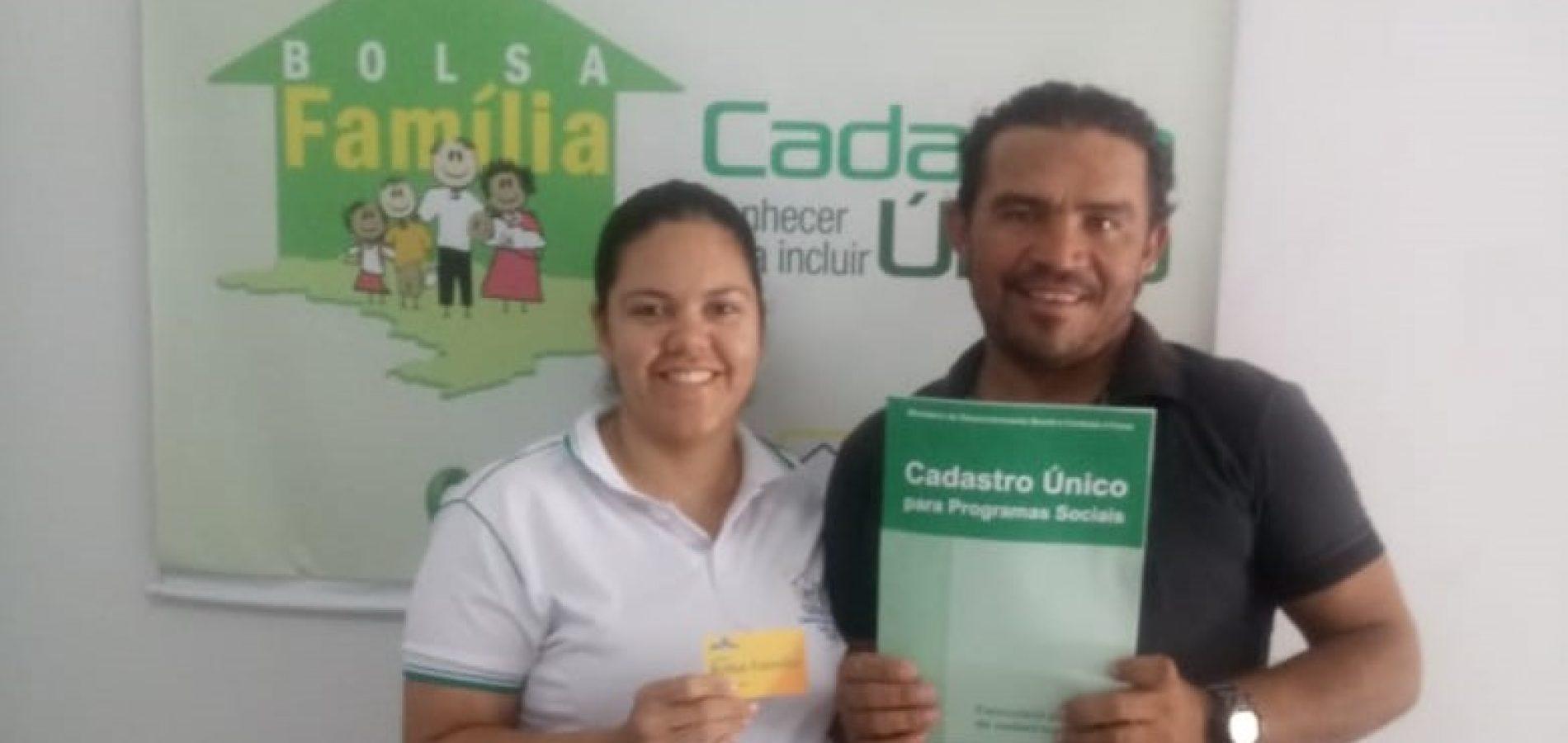 Em Fronteiras, aposentado solicita desligamento voluntário do Bolsa Família