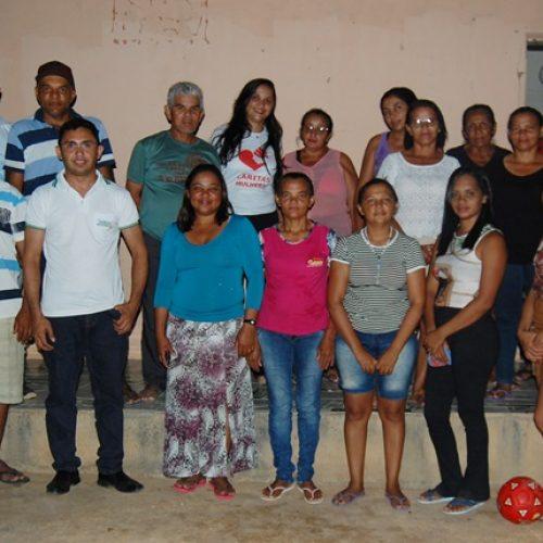 JAICÓS   Reunião na comunidade Umburanal discute abertura e funcionamento de Casa de Sementes