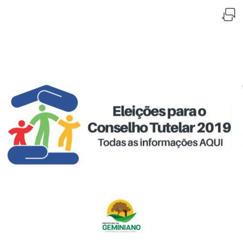 Eleições Conselho Tutelar: veja lista de candidatos e local de votação em Geminiano