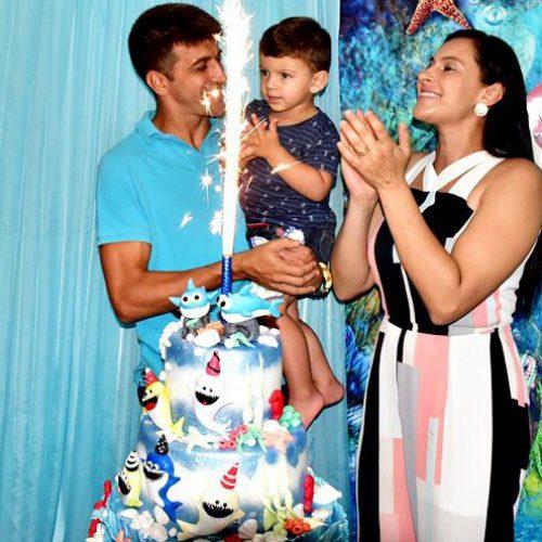 GENTE EM EVIDÊNCIA | Familiares e amigos do Luiz Miguel comemoram aniversário em Alegrete; veja fotos