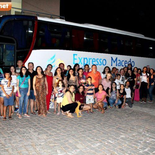 VILA NOVA│Com apoio da Prefeitura, professores viajam ao litoral cearense; prefeito divulga mensagem à classe