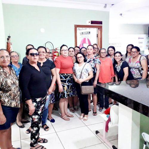 Com apoio da Prefeitura de Vila Nova, 30 mulheres realizam exames de mamografia em Picos