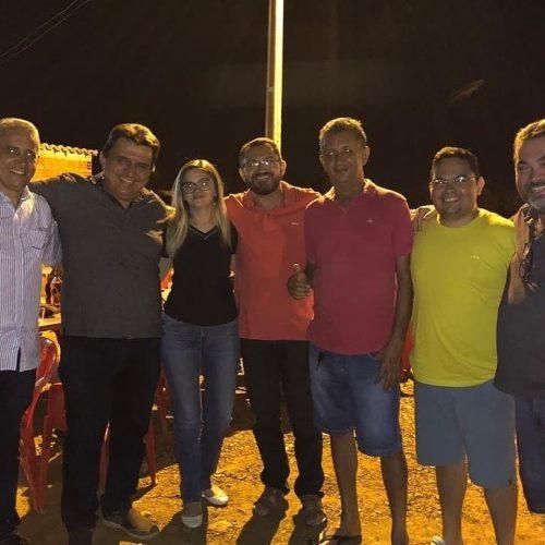 PICOS | Vereador Zé Luís e empresário Zomim aderem ao grupo de Padre Walmir