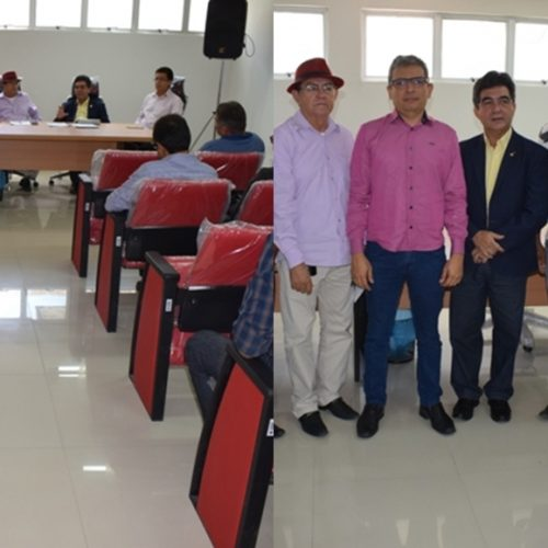 Audiência no Ministério Trabalho discute reabertura de casas de farinha em Marcolândia e região