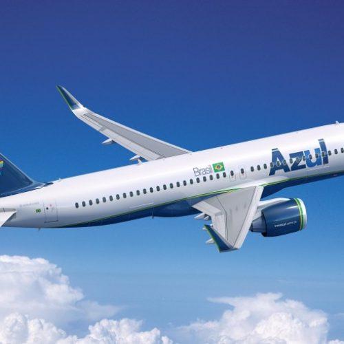 Azul anuncia retorno de voos para Teresina a partir de maio