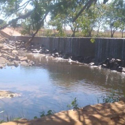 Peixes aparecem mortos após fechamento de comporta de barragem em Conceição do Canindé