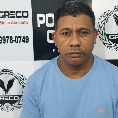 Condenado por explosão a caixa eletrônico é preso em condomínio em Teresina