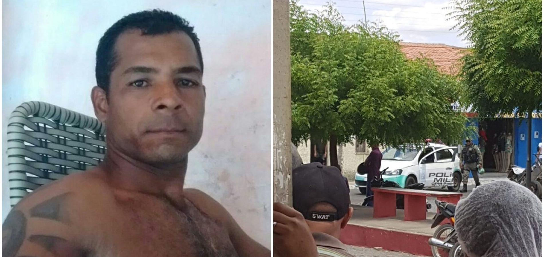 Suspeito de feminicídio em Simões é detido em Padre Marcos