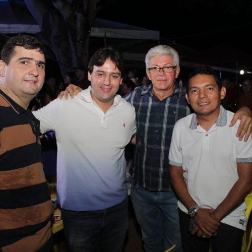Deputado Flávio Jr. prestigia festa do Bode Rei no Centro Norte piauiense