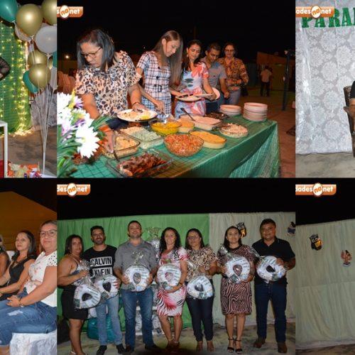 Prefeitura de Vera Mendes promove jantar em comemoração ao Dia do Professor e do Servidor Público