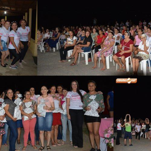 JACOBINA   campanha Outubro Rosa chama atenção para prevenção e diagnóstico precoce do câncer de mama