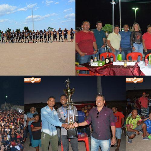 Campeonato de Futebol de Campo Grande encerra com show de Zé Vaqueiro; Vila Real conquista o título de campeão