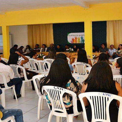 Curral Novo do Piauí realiza audiência pública de prestação de contas