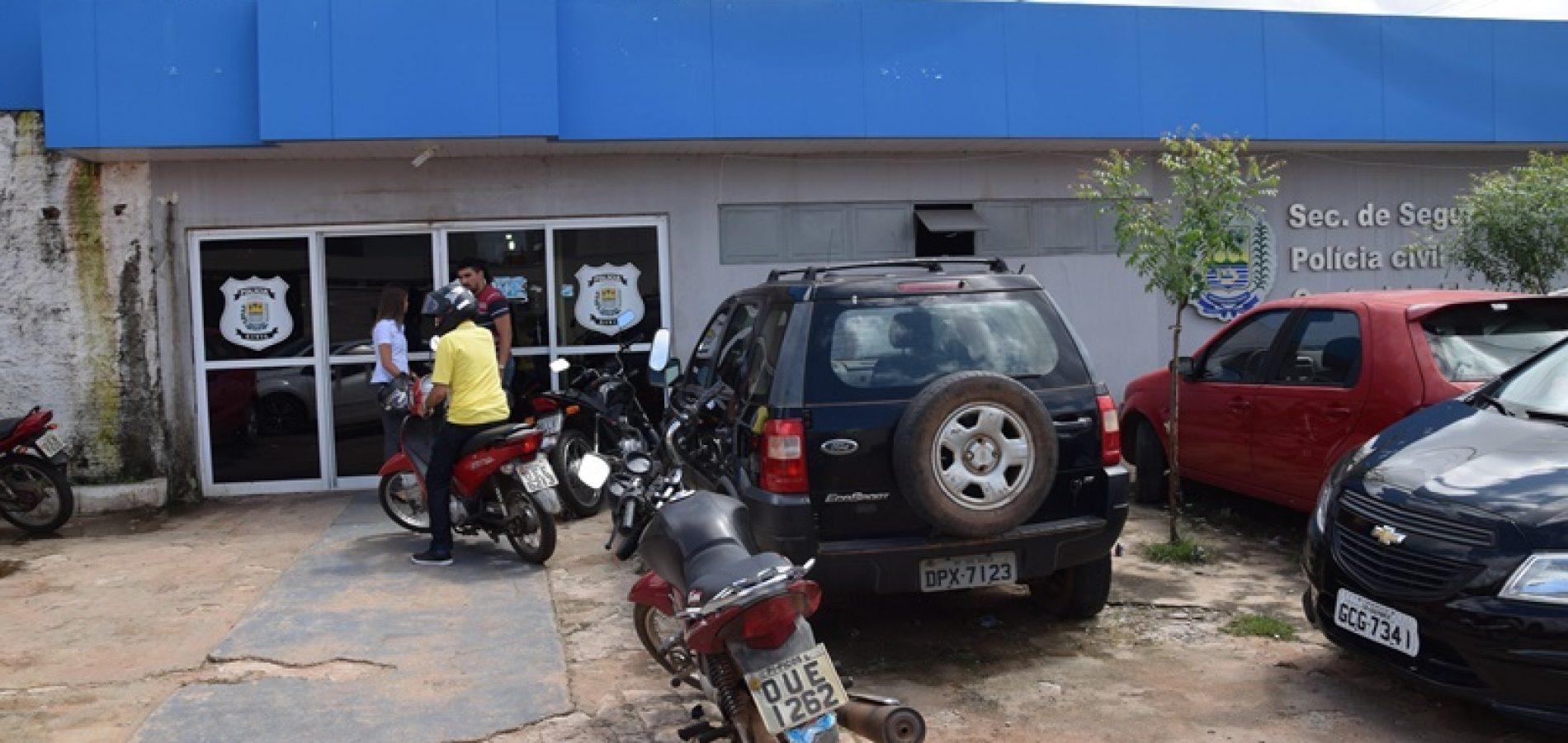 Embriagado, homem é preso ao realizar manobras perigosas no trânsito de Picos