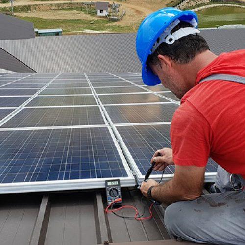 Piauí alcança liderança, em todo o Brasil, na capacidade de produção de energia solar