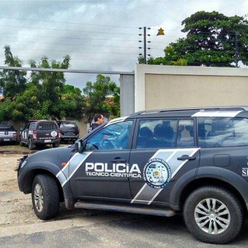 Foragidos são presos suspeitos de planejar roubos em cidade do Piauí