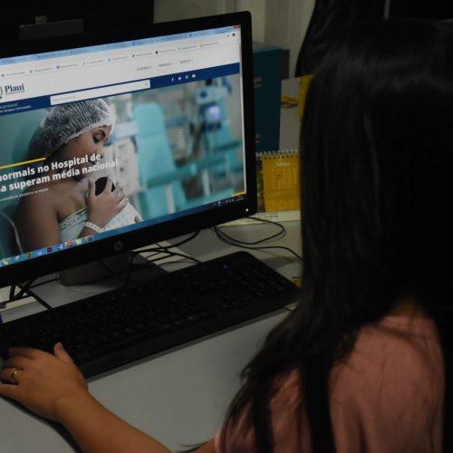 Governo do PI lança novo site com destaque para serviços e investimentos