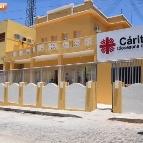 Diocese de Picos inaugura nova sede da Cáritas