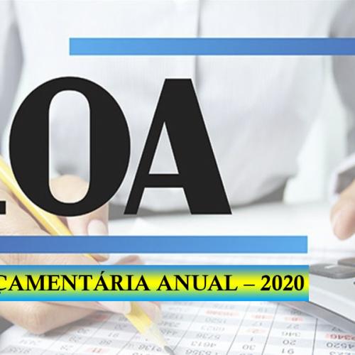 Audiência Pública para elaboração da LOA 2020 será realizada em Francisco Macedo nesta quinta (17). Veja!