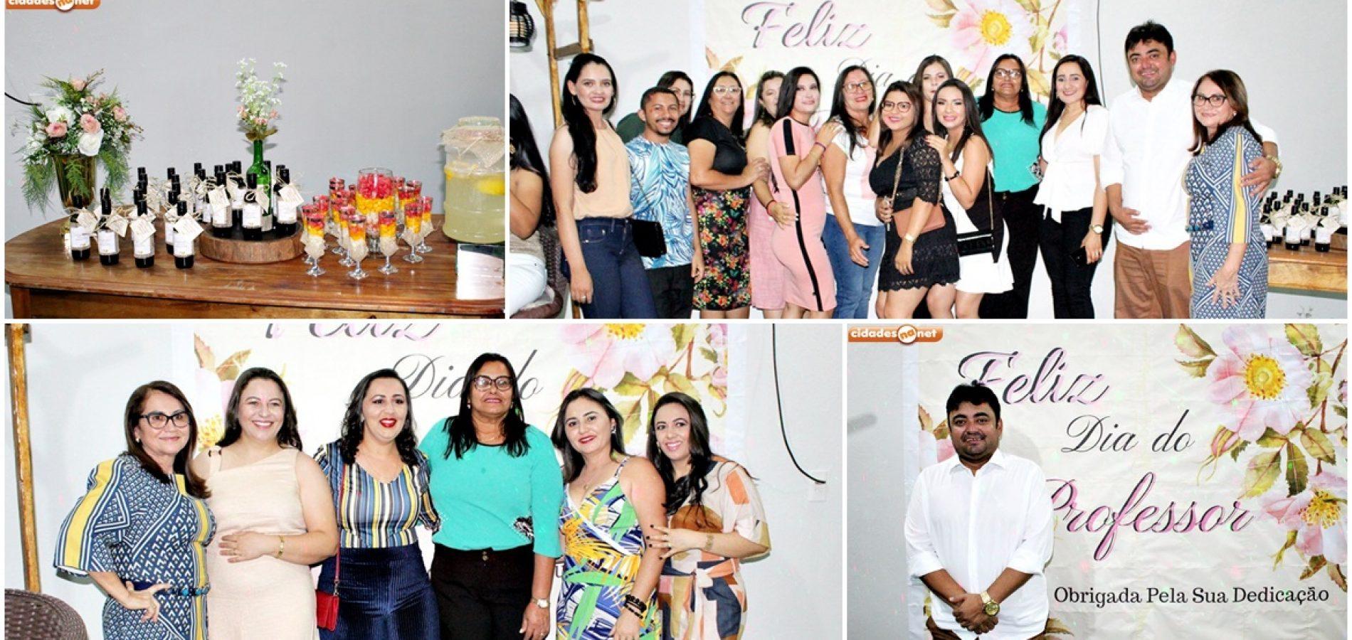 ALEGRETE | Educação promove festa e homenageia professores pelo seu dia; fotos