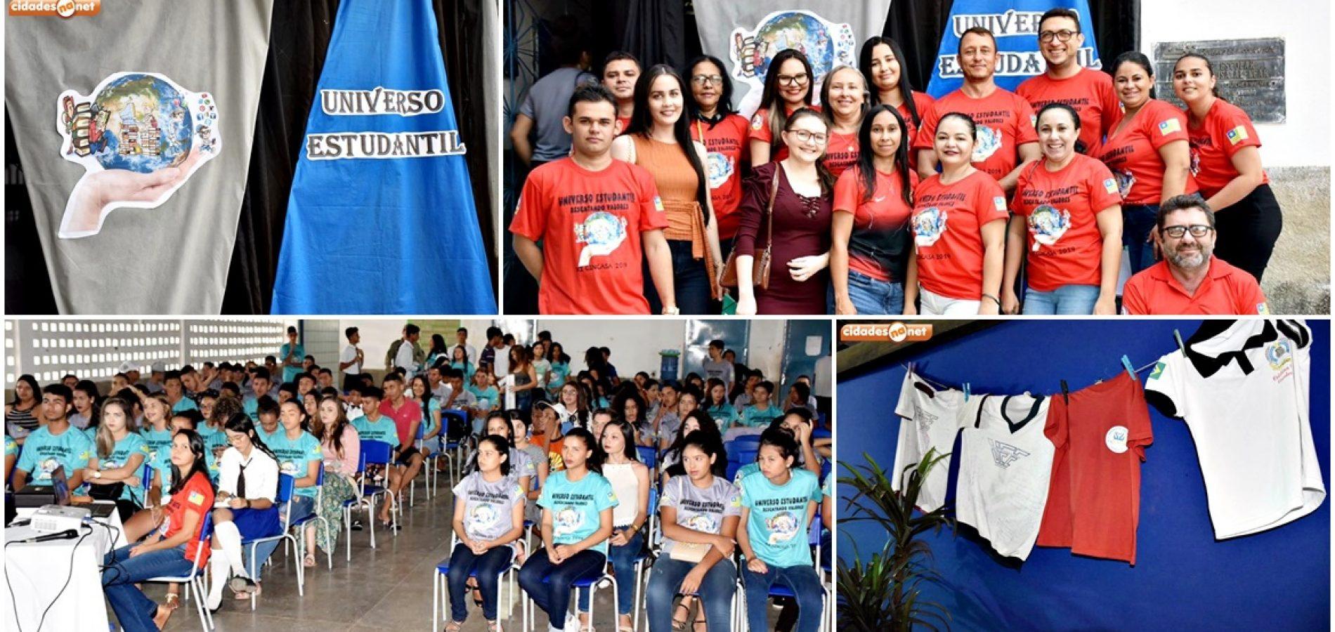 ALEGRETE│Apresentações culturais e abertura de estandes marcaram o 3º dia do IV Festival Estudantil de Identidade Cultural da U.E. ASA; fotos