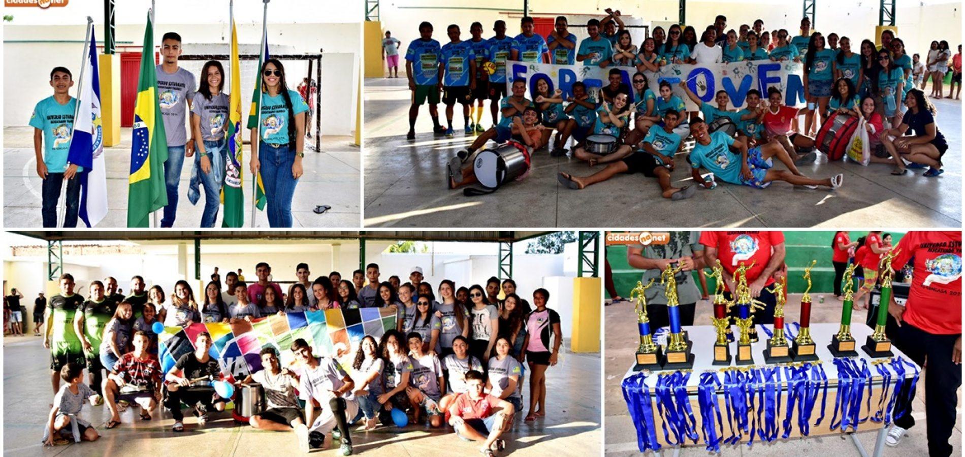 ALEGRETE│Jogos estudantis marcam 4º e 5° dia do IV Festival Estudantil de Identidade Cultural da U.E. ASA; fotos