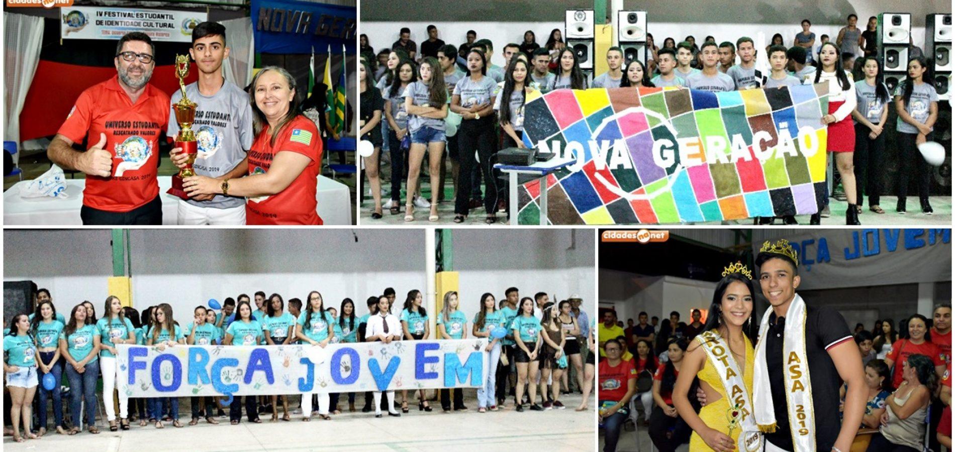 ALEGRETE | Gincasa Cultural, desfile e festa, encerram o IV Festival Estudantil de Identidade Cultural da U.E. ASA; fotos