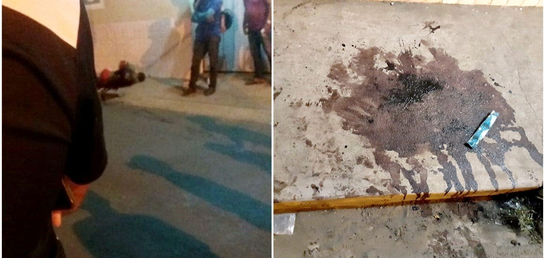 Briga entre pai e filho termina com os dois feridos em Picos