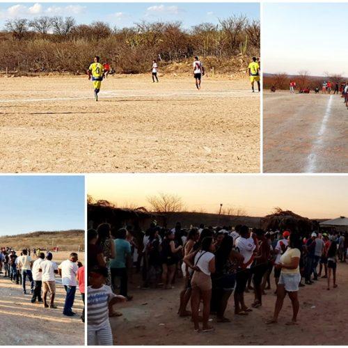 Jogos completam a 3ª rodada do Intermunicipal de Futebol em Francisco Macedo e definem semifinalistas