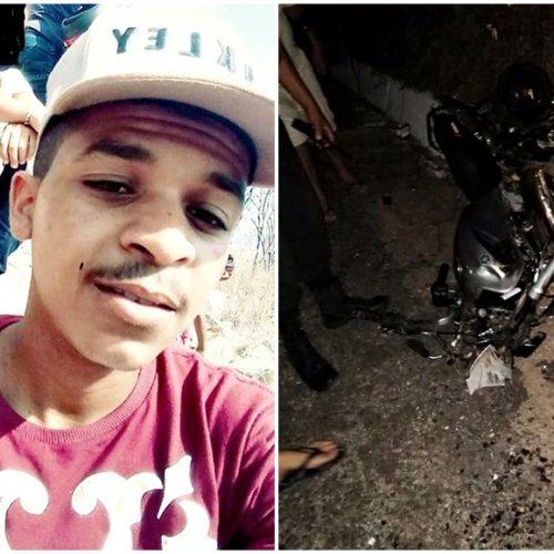 Confirmada morte de segunda vítima de acidente entre moto e carreta próximo a Marcolândia
