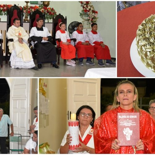 Apostolado da Oração de Fronteiras celebra aniversário de 80 anos