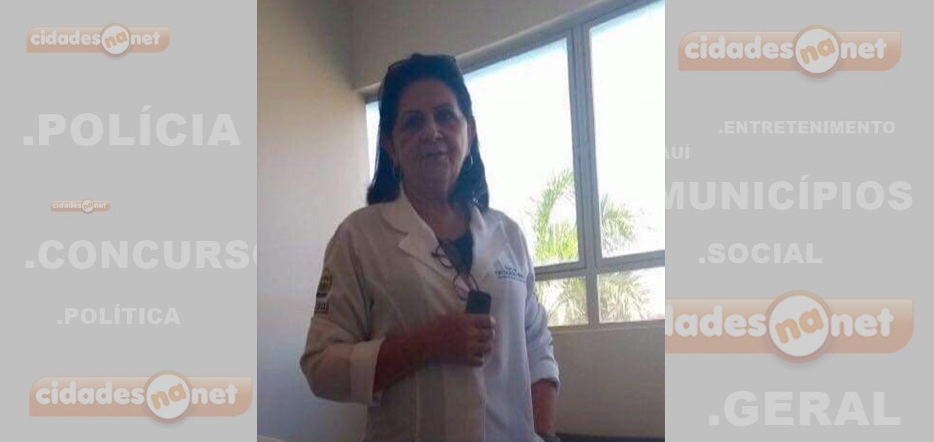 Ex-servidora da Prefeitura de Picos morre aos 68 anos vítima de câncer