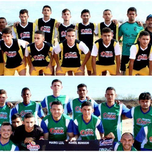 Veteranos e UFC União entram em campo hoje (15) pela 2ª rodada do 20º Campeonato de Futebol em Vila Nova