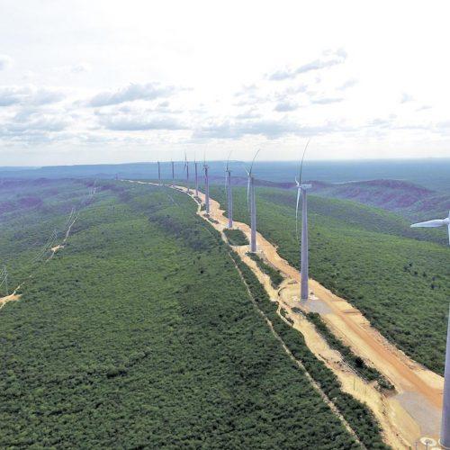 Pela qualidade dos ventos, Piauí já tem 60 parques eólicos