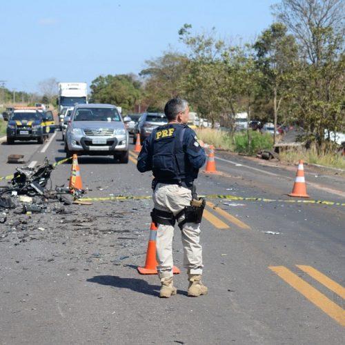 Em 2019, BRs do Piauí registraram 397 acidentes graves e 113 mortes