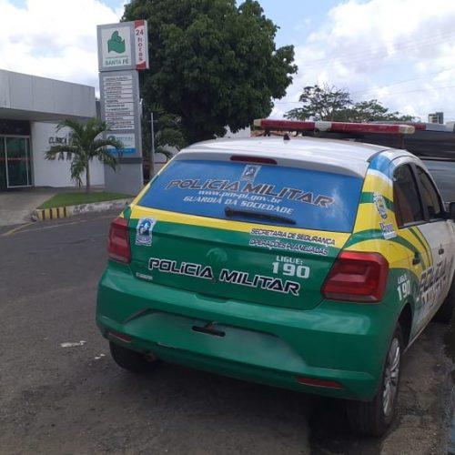 PM faz buscas por assaltantes dentro de maternidade particular em cidade do Piauí