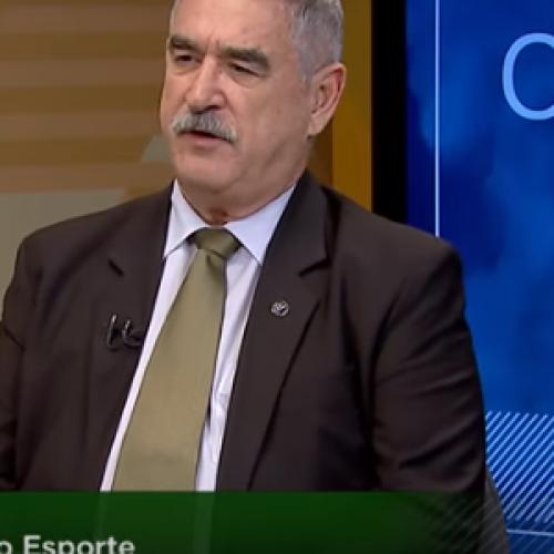 """""""Futebol brasileiro está na UTI"""", diz secretário de Esporte"""