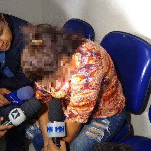 Mulher é presa suspeita de usar loja de roupa para vender drogas no Piauí