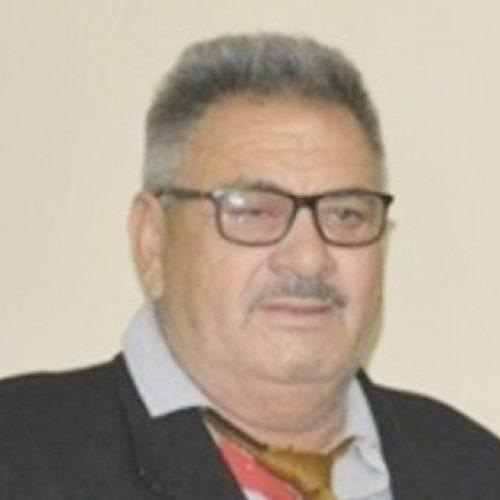 Vereador do município de Francisco Santos morre vítima de infarto