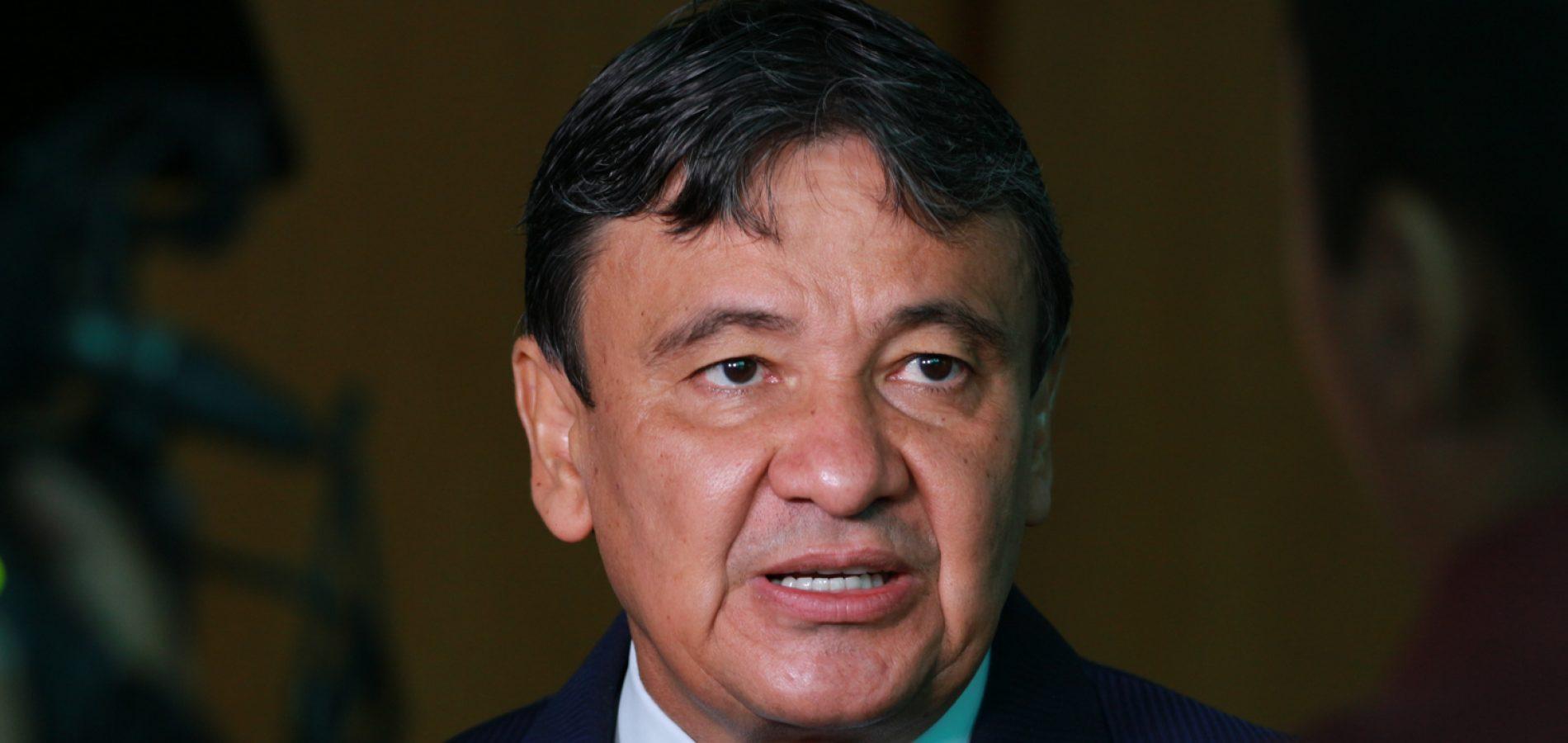 Wellington Dias busca diálogo com Firmino e diz que criticas são eleitorais