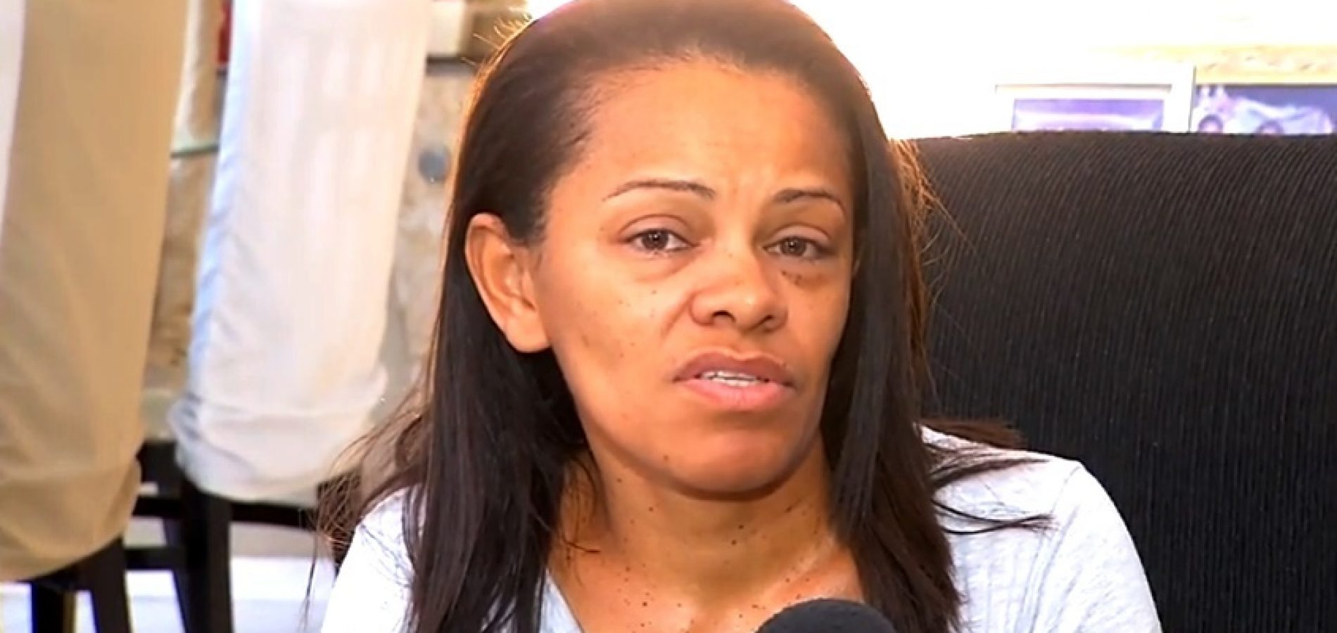 Mãe de adolescente que estava desaparecida é internada após passar mal