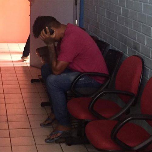 Suspeito de envolvimento no sumiço de estudante após Enem é levado à delegacia