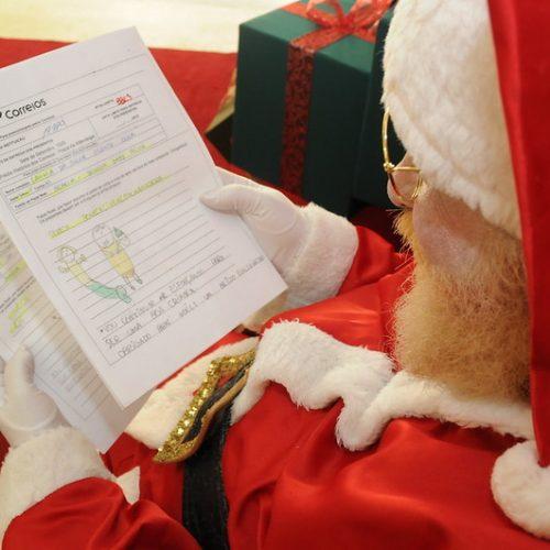 Papai Noel dos Correios: Piauí tem mais de 10 mil cartinhas esperando por padrinhos
