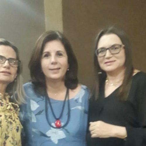 Coordenadoras Jasmira Leal e Vanda Reis representam Jaicós na formação sobre novo currículo da BNCC