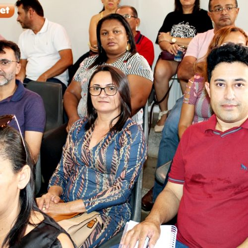 Equipe de Belém do PI participa do Encontro Técnico TCE Educação, em Picos