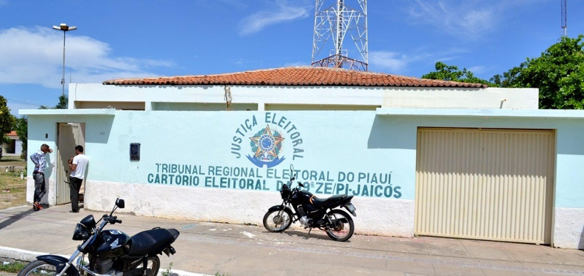 Promotoria de Jaicós emite recomendação a partidos políticos e candidatos acerca de campanhas eleitorais